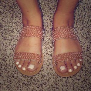 Cute Neutral Sandals